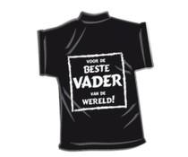 T-Shirtje-Beste vader