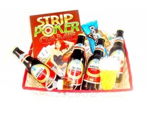 Bierpakket Strippoker Amstel