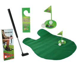 Gadgets Toilet Golf