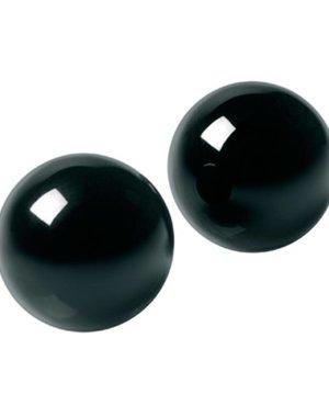 Master Series Jaded Glass Ben Wa Balls
