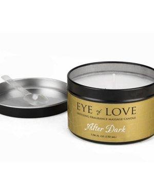 Eye Of Love EOL After Dark massage kaars voor haar