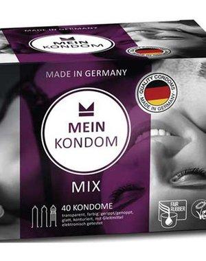 MEIN KONDOM Mein Kondom Mix - 40 Condooms