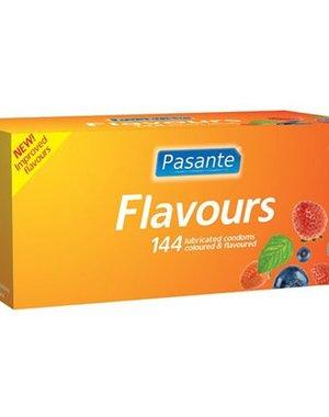 Pasante Pasante Flavours condooms 144 stuks