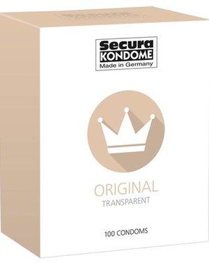Secura Kondome Original Condooms - 100 Stuks