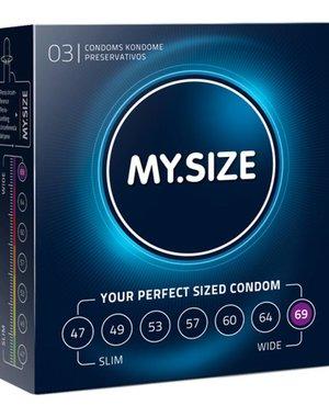 My.Size MY.SIZE 69 mm Condooms 3 stuks