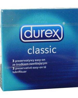 Durex Durex Classic - 3 stuks