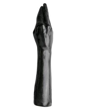 All Black Fisting Dildo 39 cm - Zwart