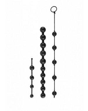 Anal Fantasy Anaal Kralen Beginner's Bead Set Zwart