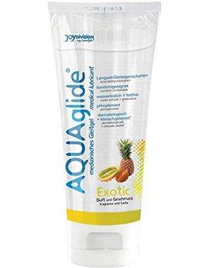 Joydivision AQUAglide Glijmiddel Exotisch Fruit - 100 ml