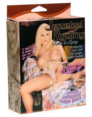 You2Toys Jezebel Riding Doll