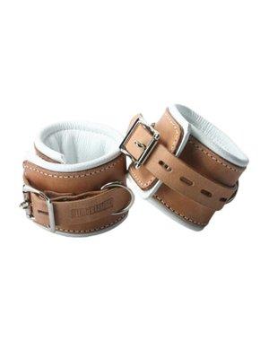Strict Leather Bruine Leren Boeien Small