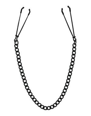 Master Series Black Nipple Tweezer Klemmen