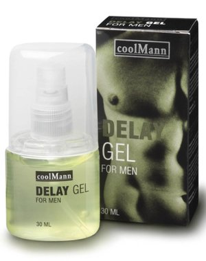 Coolmann CoolMann Delay Gel