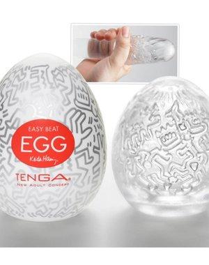 Tenga Tenga Egg - Party Keith Haring
