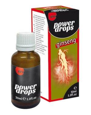 Ero By Hot Power Ginseng druppels voor mannen