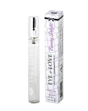 Eye Of Love EOL Body Spray Met Feromonen - 10 ML