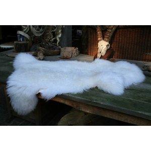 Wit schapenvacht