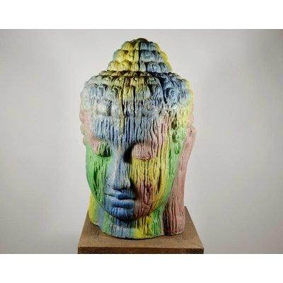 Buddha hoofd