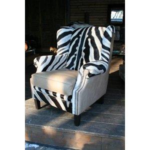 Fauteuil Zebra