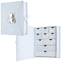 Luxe memory box blauw - Mayoral
