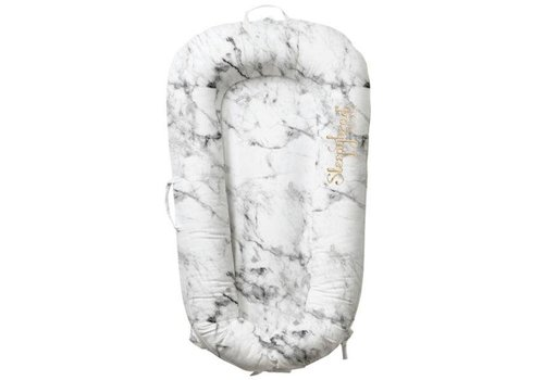 Sleepyhead Deluxe+ Carrara Marble (0-8mnd)