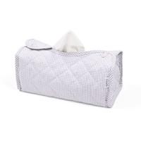 Tissue box grijs (Oxford Grey) - Poetree Kids