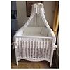 Royal Baby Collection: Babykamer & Kinderkamer Boxomranding met strikken (Romantic Collection) - Royal Baby Collection