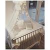 Royal Baby Collection: Babykamer & Kinderkamer Boxkleed ivoor (Romantic Collection) Royal Baby Collection