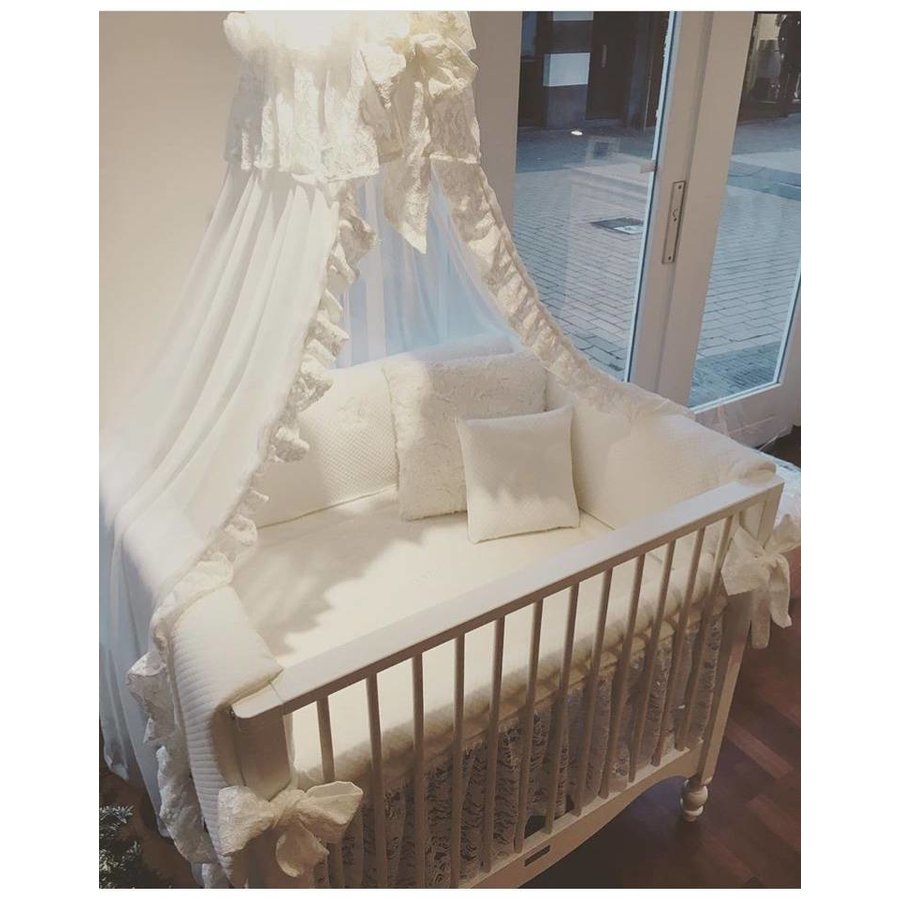Boxkleed ivoor (Romantic Collection) Royal Baby Collection