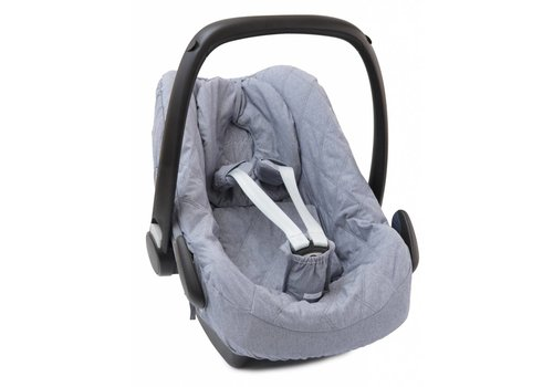 First denim katoenen Maxi-Cosi hoes