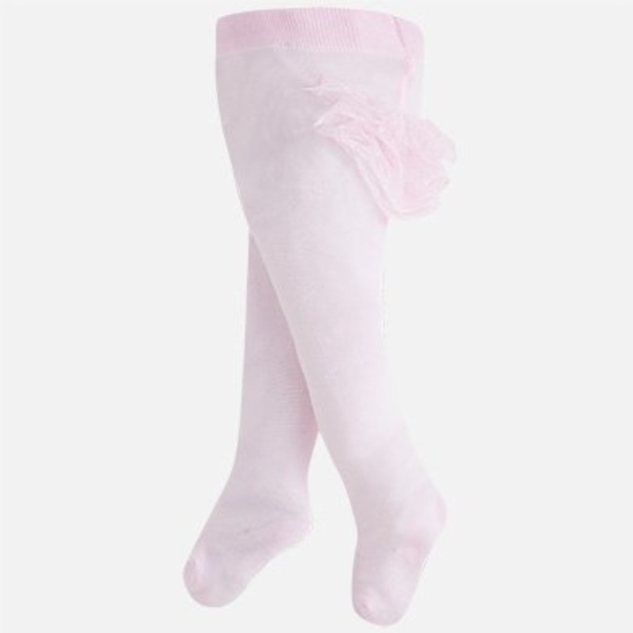 Roze maillot met ruffles