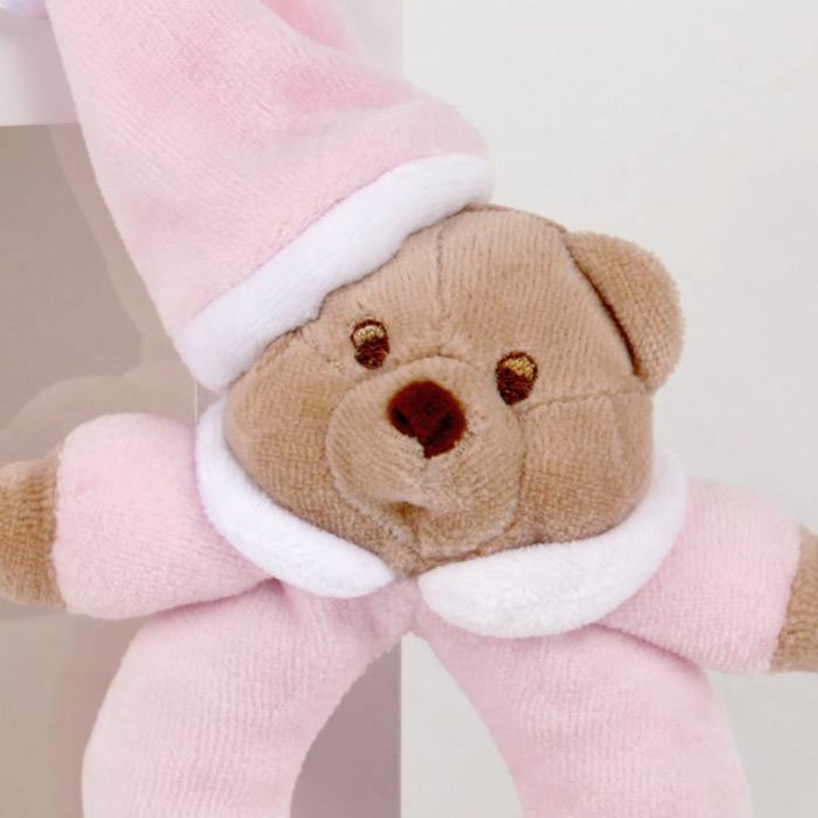 Puccio roze rammelaar - Nanan