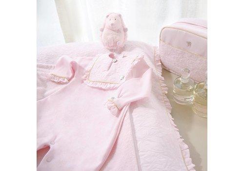Tartine et Chocolat Délicatesse aankleedkussenhoes roze