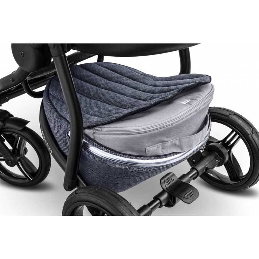 Kinderwagen Atlanta City (Blu Edition) - First (My First Edition)
