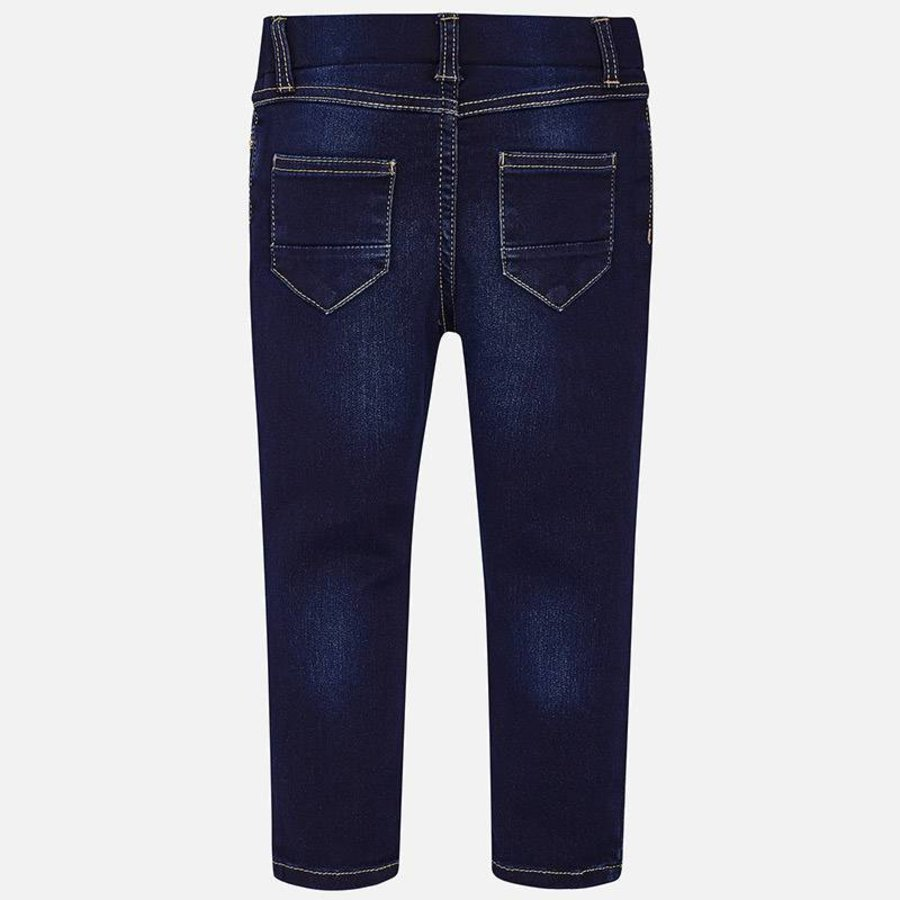 Donker blauwe jeans slim fit - Mayoral
