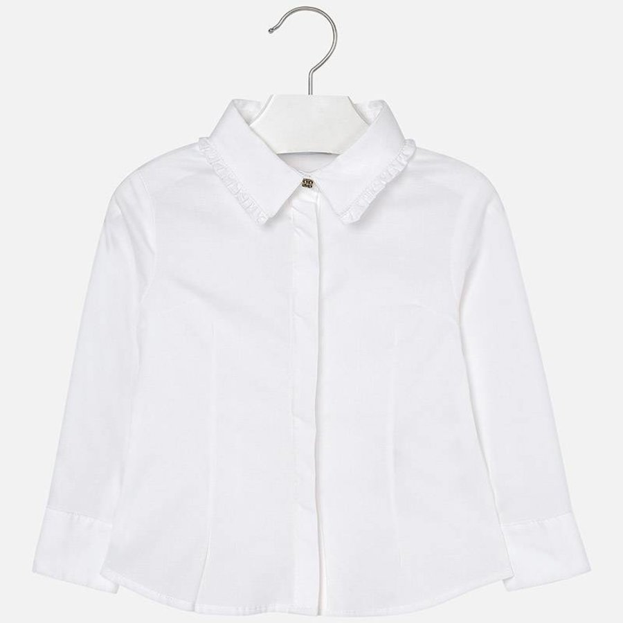 Off white blouse - Mayoral