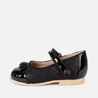 Zwarte gesp schoenen - Mayoral