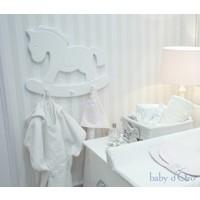 Witte hanger (paard)