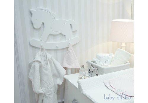 Witte hanger (paard) - baby d'Oro