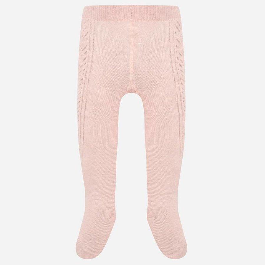 Roze maillot met kant op rugzijde - Mayoral