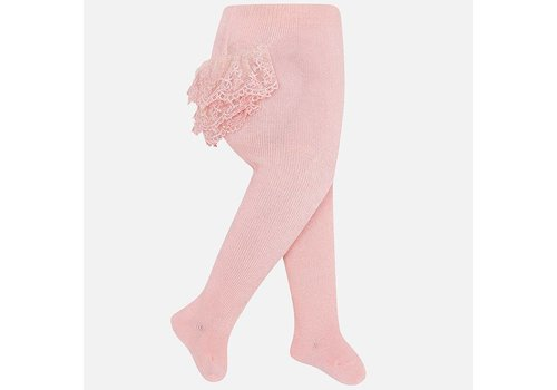 Roze maillot met ruffles - Mayoral