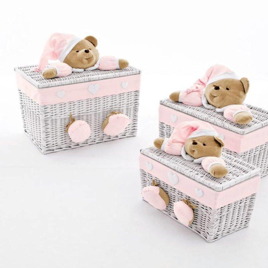 Puccio roze mand (small) - Nanan