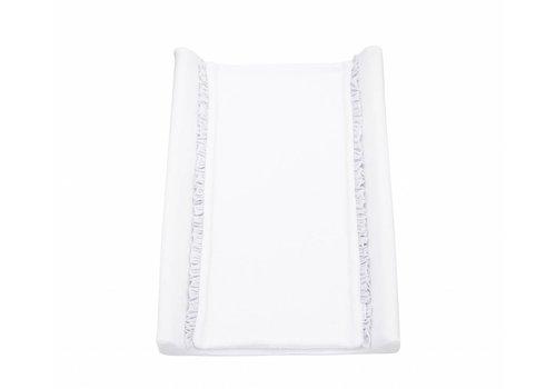 Inleg voor aankleedkussen  (wit/licht grijs) - baby d'Oro