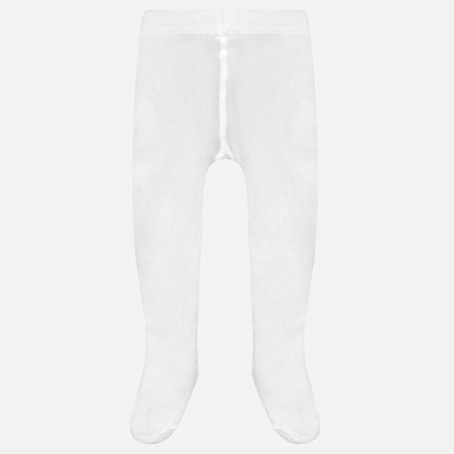Off white maillot met ruches - Mayoral