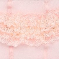 Roze maillot met ruches - Mayoral