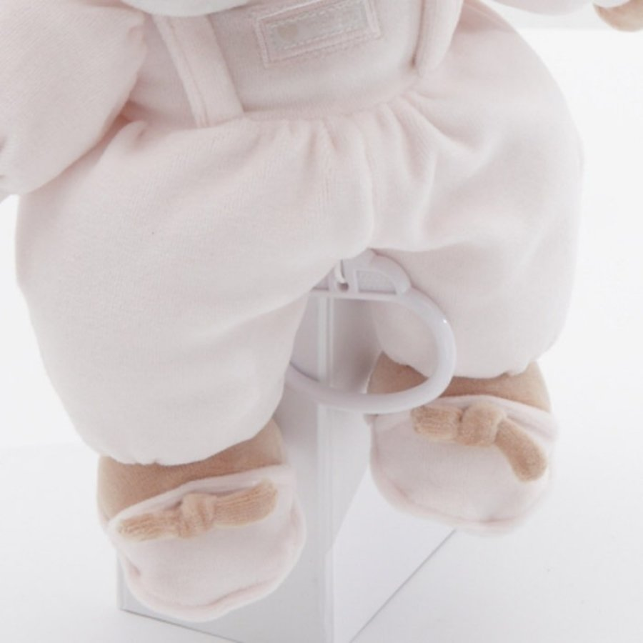 Puccio roze muziekbeer - Nanan