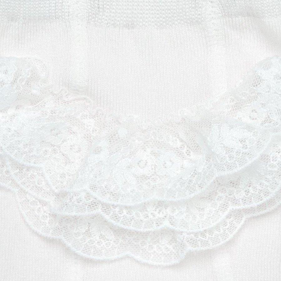 Off white maillot met versiering op achterzijde - Mayoral
