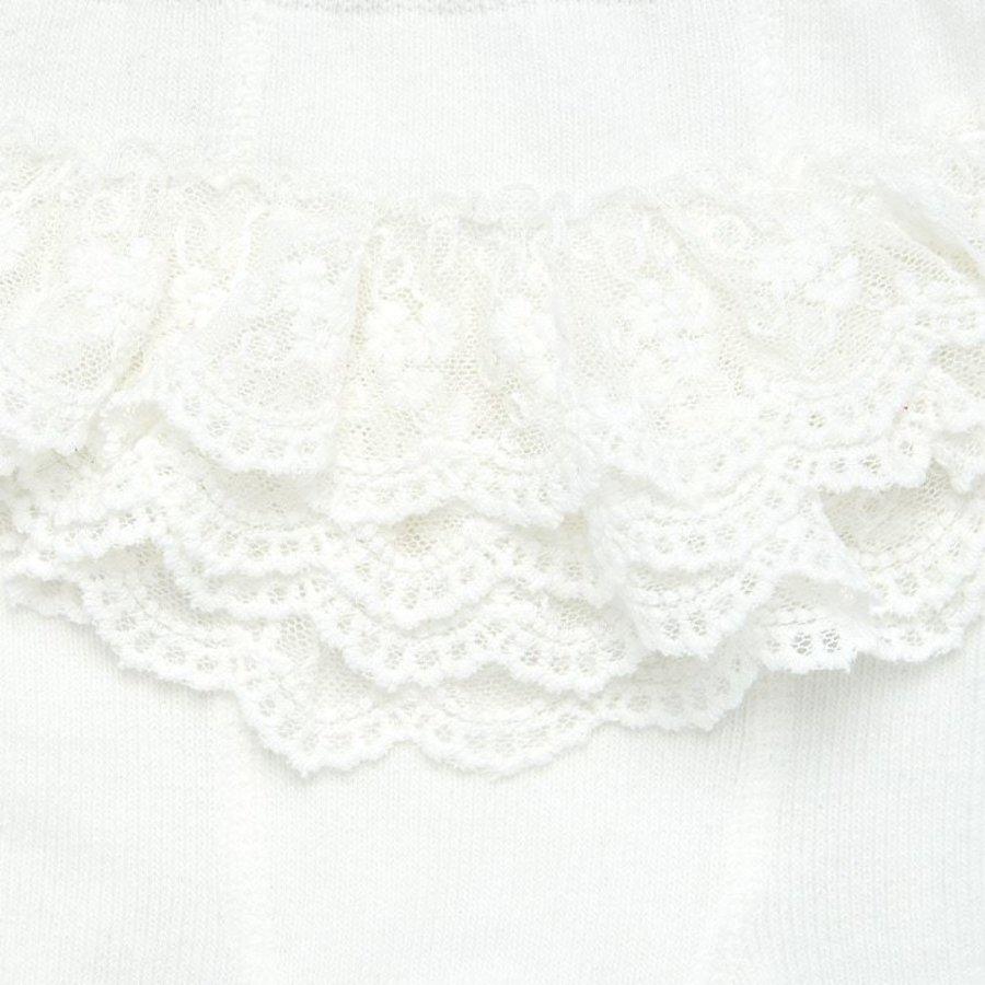 Maillot (off white) met versiering op achterzijde - Mayoral