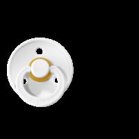 White (0-18mnd) - BIBS fopspeen