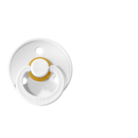 White (0-6mnd) - BIBS fopspeen